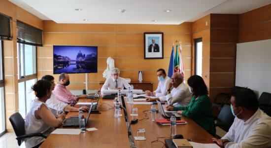 Reunião de Câmara | Declaração e Voto de Reconhecimento