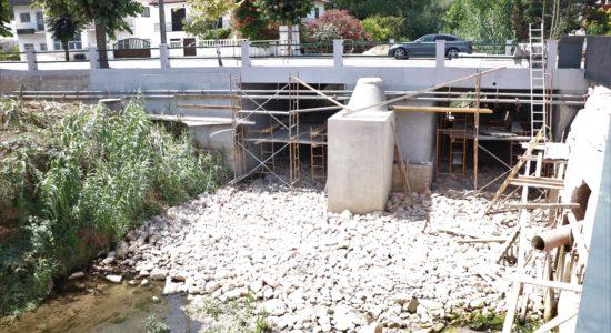 Câmara Municipal promove reforço da estrutura e fundações da Ponte 125