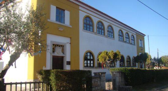 Município promove requalificação do edifício da antiga Escola de Atouguia
