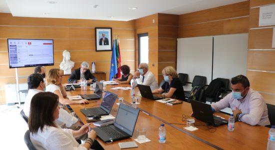 Reunião da Câmara Municipal – 21 de setembro