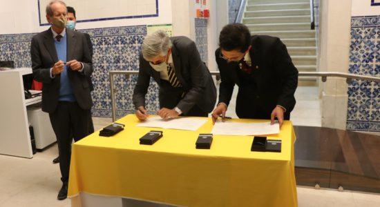 Município de Ourém renova acordo de cooperação com a Fundação Oureana