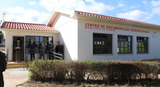 Inauguração do Centro de Documentação Joaquim Ribeiro