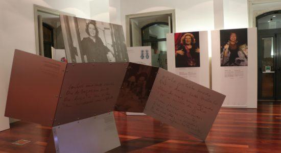 """""""Bem-vinda Seja Amália"""" no Auditório Cultural dos Paços do Concelho"""