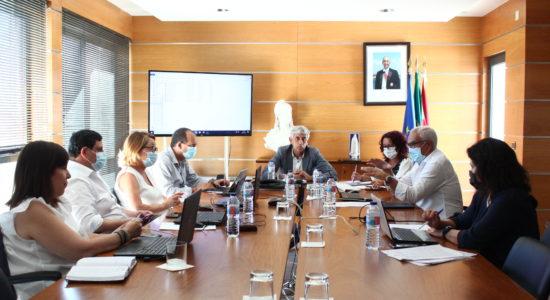 Reunião da Câmara Municipal – 7 de setembro