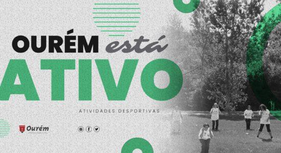 """""""Ourém está Ativo"""" na promoção da prática desportiva"""