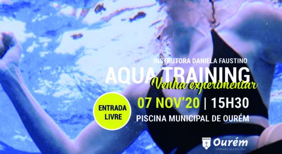 Piscinas Municipais – Aqua Training