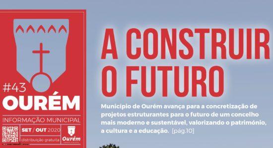 Ourém Informação Municipal – Setembro/Outubro 2020