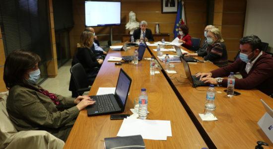 Reunião da Câmara Municipal – 28 de outubro