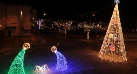 Natal 2020 com iluminação natalícia por todo o concelho