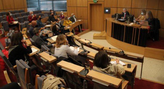Câmara apresentou versão preliminar do projeto de revisão do PUF