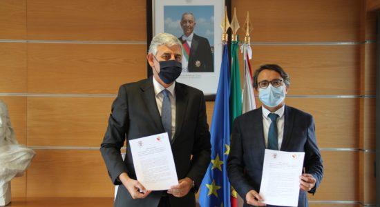 Município de Ourém apoia C.H. Leiria na aquisição de equipamento médico
