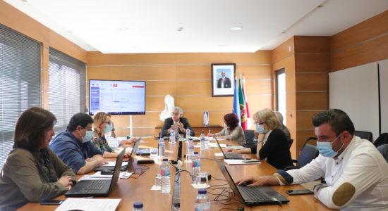 Reunião da Câmara Municipal – 6 de outubro