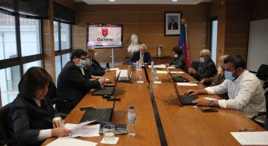 Reunião da Câmara Municipal – 19 de outubro