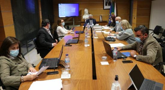 Reunião da Câmara Municipal – 23 de novembro