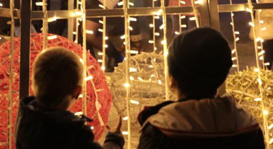 Poupança na programação de Natal vai ser direcionada para apoios ao comércio local e famílias carenciadas