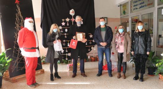 Câmara promove espírito natalício junto dos mais novos
