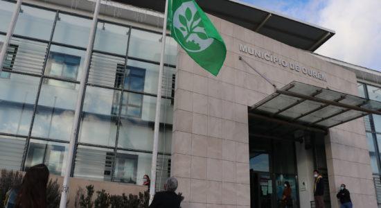Município de Ourém distinguido pela primeira vez com a Bandeira Verde Eco XXI
