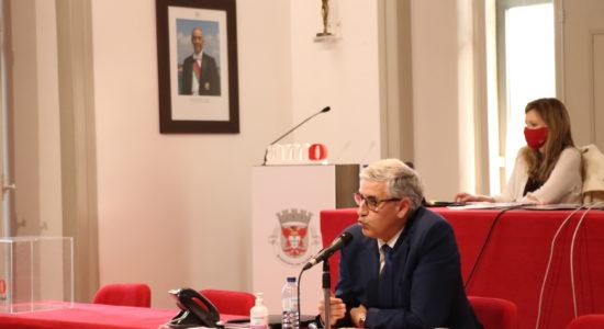 Comunicação do Presidente da Câmara à Assembleia Municipal