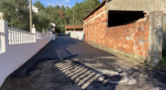 Reabilitação de ruas | Rio de Couros, Casal dos Bernardos, Seiça e Alburitel