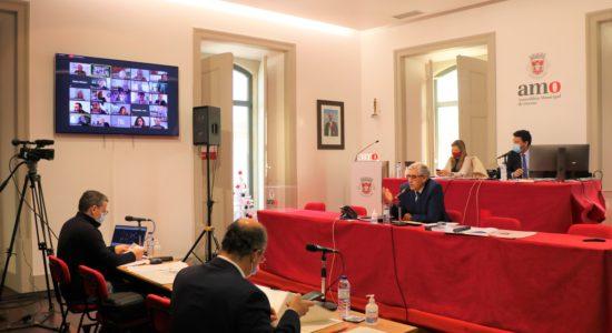 Assembleia Municipal – Sessão Ordinária de 18 de dezembro 2020