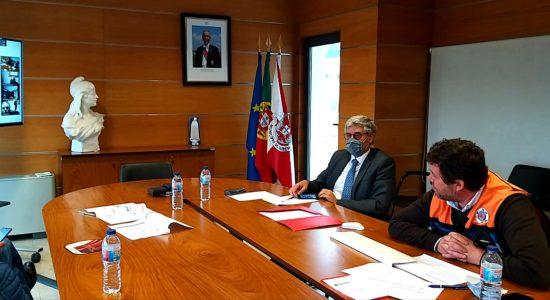 Reunião extraordinária da CLASO analisa situação COVID-19