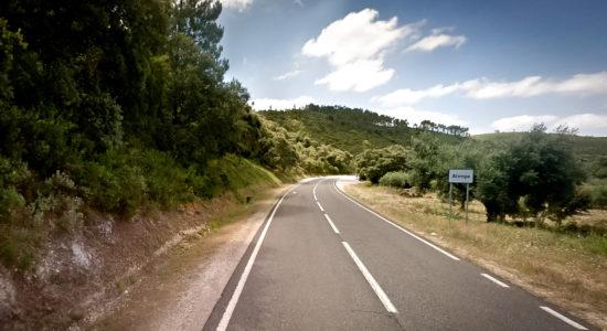 AVISO – Estrada de Alvega reaberta ao trânsito