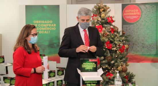 Alargamento do prazo para reembolso de cupões da Campanha de Apoio ao Comércio Local