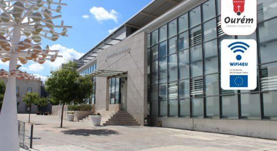 Município expande internet gratuita na Cidade de Ourém