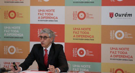 Presidente da Câmara anuncia apoios superiores a 1 milhão de euros