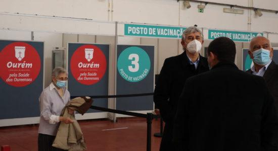 Ponto Municipal de Vacinação ao serviço da comunidade