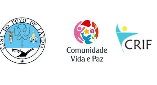 Protocolos com Casa Povo de Fátima, Comunidade Vida e Paz e CRIF