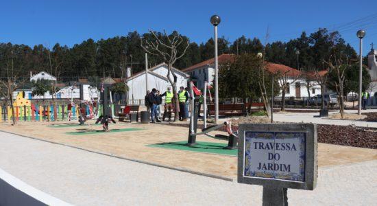 SANDOEIRA   Requalificação de ruas e jardim