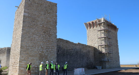Vila Medieval de Ourém| Castelo e Paço do Conde perto da reabertura