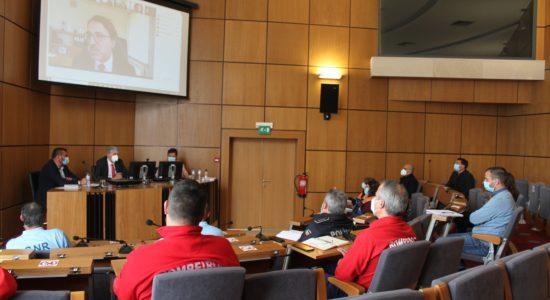 Reunião da Comissão Municipal de Proteção Civil – 30 de março