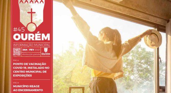 Ourém Informação Municipal – Janeiro/Fevereiro 2021