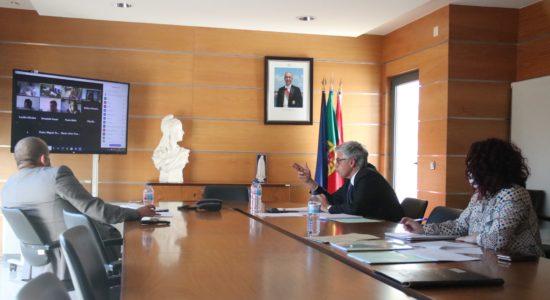 Reunião da Câmara Municipal – 5 de abril