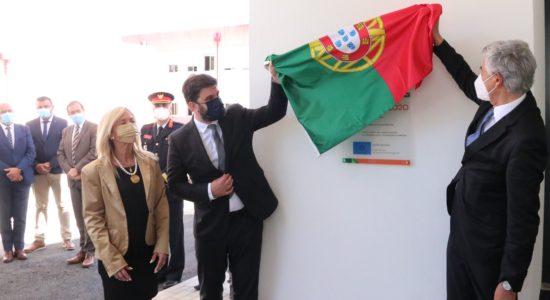 Caxarias | Inauguração do Centro Escolar de Carvoeira