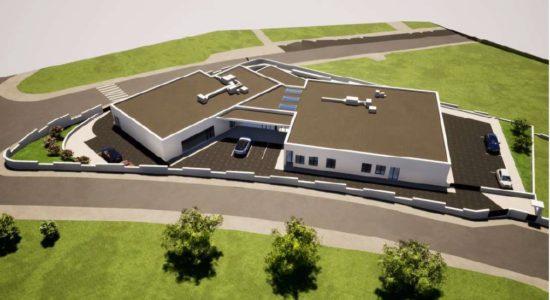 Caxarias | Edifício Multiusos já tem projeto aprovado