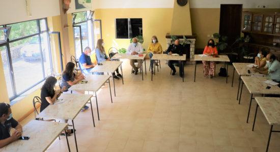 Agroal | Reunião de coordenação ultimou preparativos para época balnear