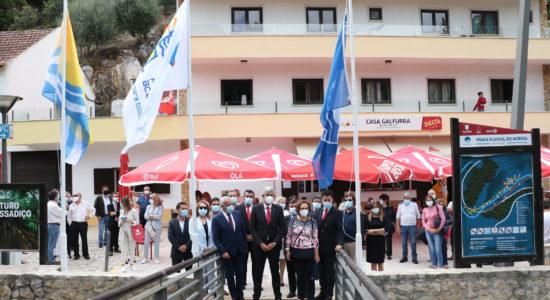 Agroal recebe bandeira azul pelo 5º ano consecutivo