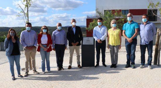 Inauguração da Ecovia Fátima-Ortiga