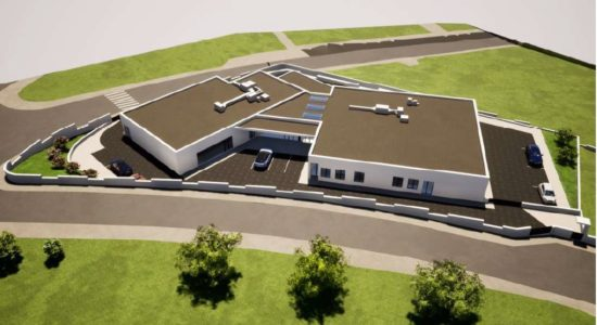 Construção do Edifício Multiusos de Caxarias já está adjudicada
