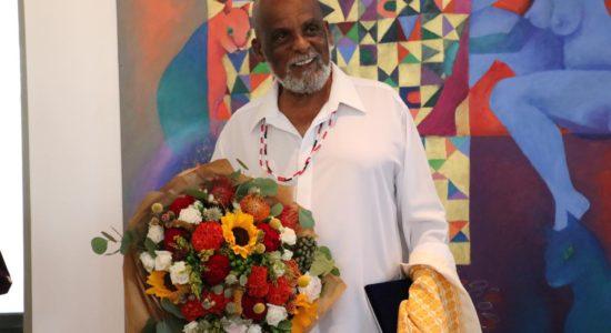 Município de Ourém homenageia Roberto Chichorro
