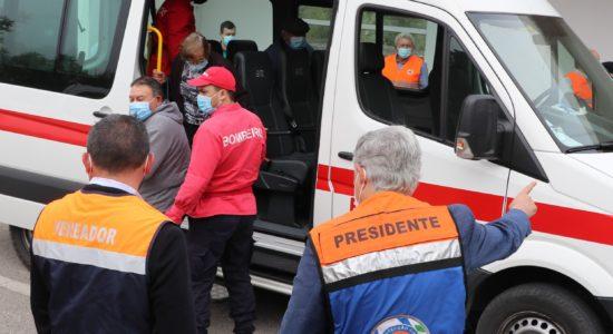Município quer acolher Comando Sub-Regional de Proteção Civil